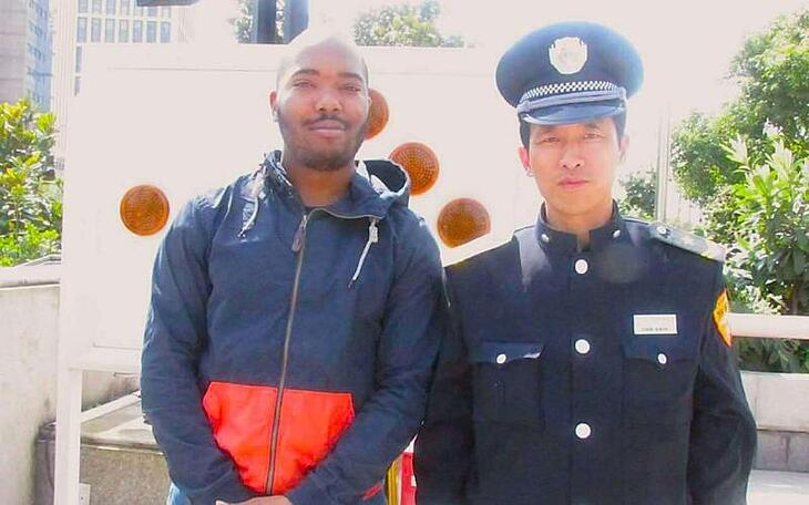 Shanghai, China English Teaching Q&A with Deshawn Peterson
