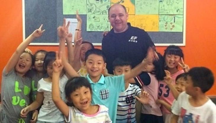 Teaching English in Chongqing, China: Alumni Q&A with Gary McIlvaine