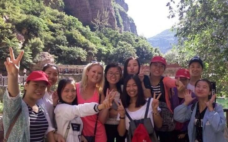Teaching English in Zhengzhou, China: Alumni Q&A with Nicole Townsend