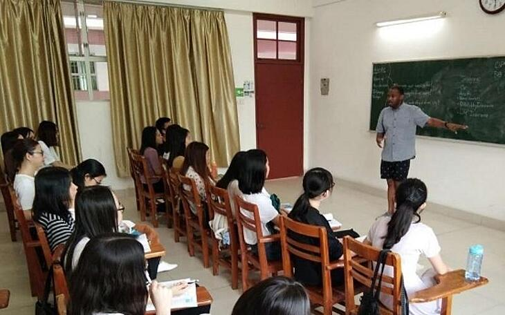 Teaching English inGuangzhou, China: Alumni Q&A with William Butler