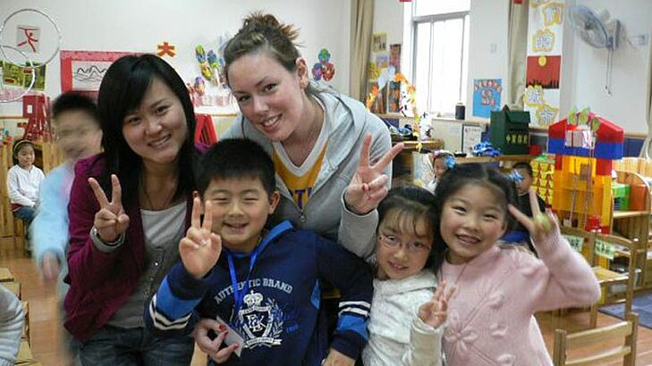 Q&A: Teaching English in China with ITA Advisor, Paige Lee