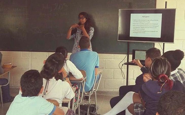 Teaching English in Medellin, Colombia: Alumni Q&A with Tara Ashraf