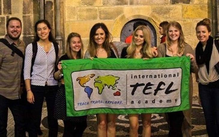 The Job Market for Teaching English in Prague, Czech Republic