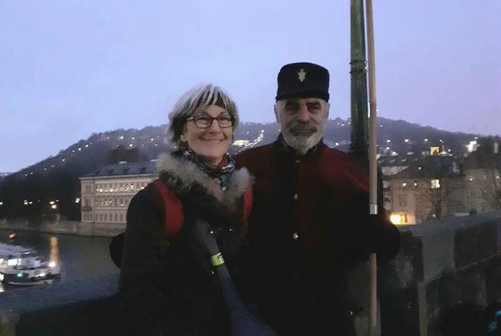 Teaching English in Prague, Czech Republic - Mature Teacher Q&A with Jean Willis