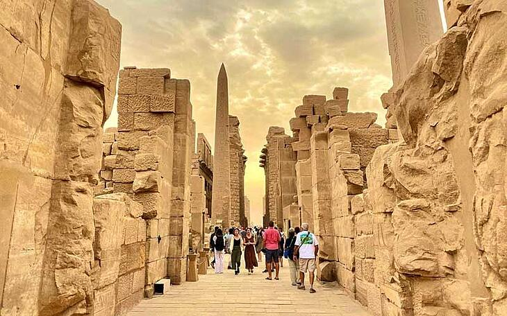 Cairo, Egypt English Teaching Q and A with K Diefen