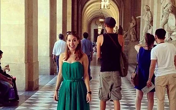 Teaching English in Paris, France: Q&A with Catherine Rose Mountain