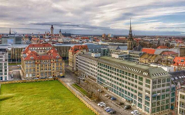Teaching English in Leipzig, Germany: Alumni Q&A with Anthony Albanese