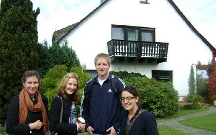 Frankfurt, Germany English Teaching Q and A with Michael McGuire