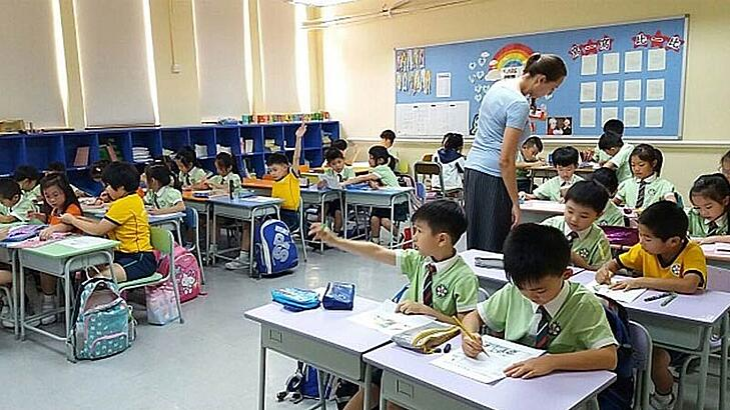 Teach English in Asia's World City: Hong Kong