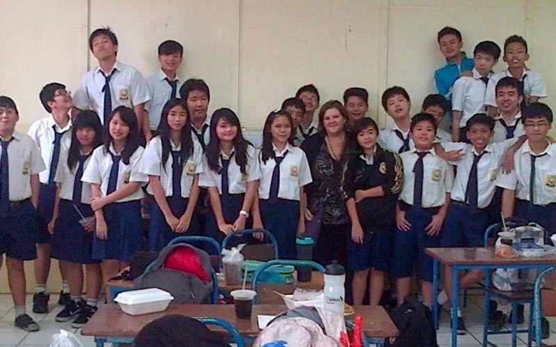 Teaching English in Jakarta, Indonesia: Alumni Q&A with Jessica Long