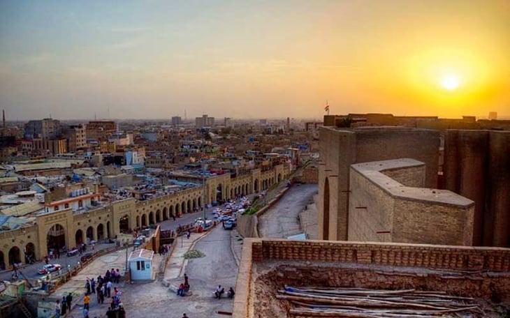 Teaching English in Erbil, Iraq: Alumni Q&A with Edward Bassett