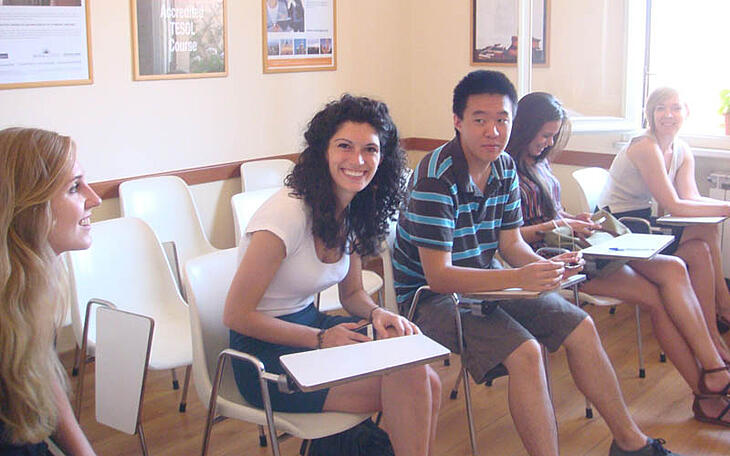 A Day In the Life of a Student in the Florence, Italy TEFL Course