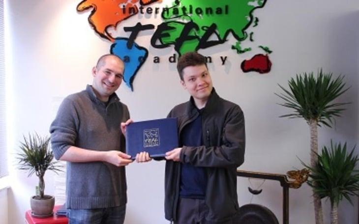 Nara, Japan English Teaching Q and A with Gustavo Olivares