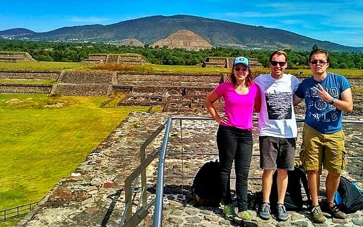 Teaching English in Puebla, Mexico: Alumni Q&A with Patrick Sullivan