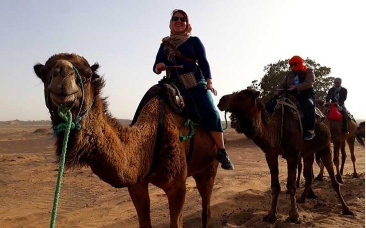 Teaching English in Rabat, Morocco: Alumni Q&A with Avery Little