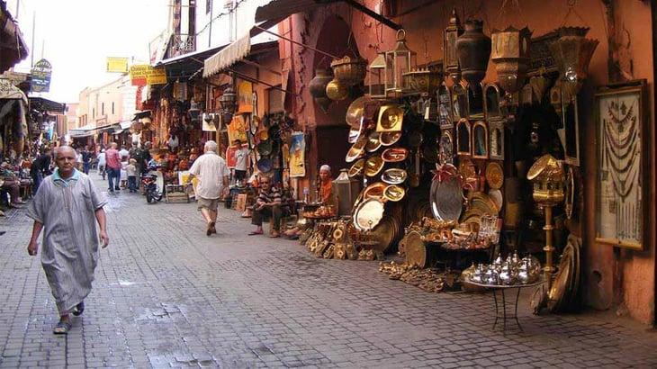 Teaching English in Tetouan, Morocco: Alumni Q&A with Kathryn Stout