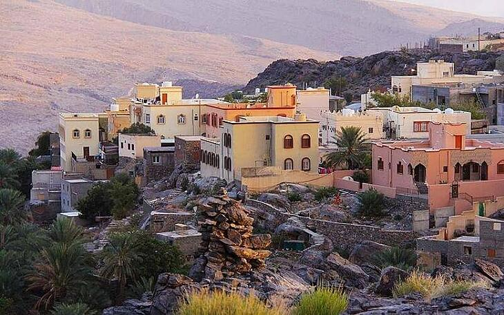 Discover the Heart of the Middle East While Teaching English in Oman