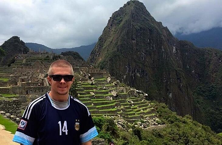 Teaching English in Arequipa, Peru: Alumni Q&A with Eric Svensson