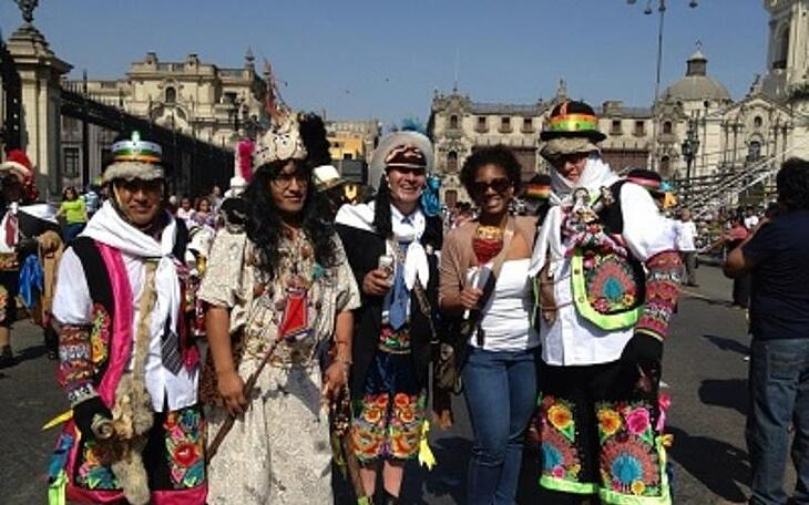 Lima, Peru English Teaching Q and A with Kimberly Walker
