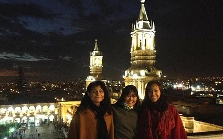 Arequipa, Peru English Teaching Q&A with Sari Atchue