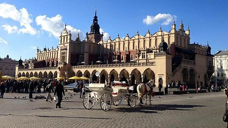 Gliwice, Poland English Teaching Q and A with Elizabeth Rippon