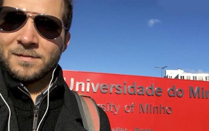 Teaching English in Braga, Portugal: Alumni Q&A with Keith Gissubel