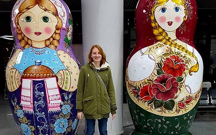 Teaching English in Sochi, Russia: Alumni Q&A with Gloria Luhman