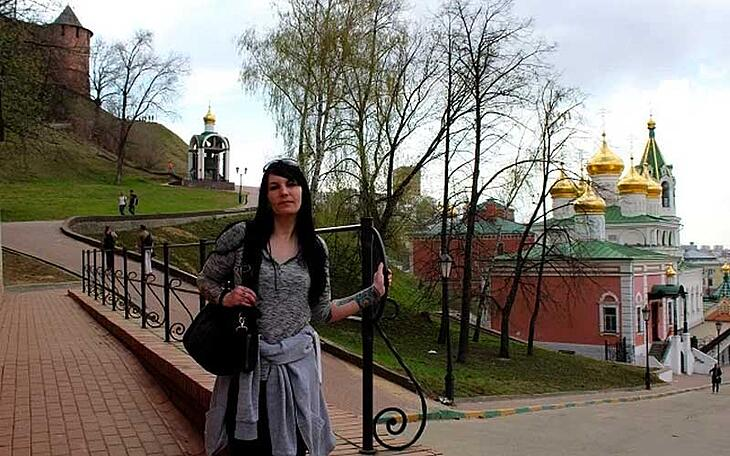 Teaching English in Moscow, Russia: Alumni Q&A with Jessi O'Neill