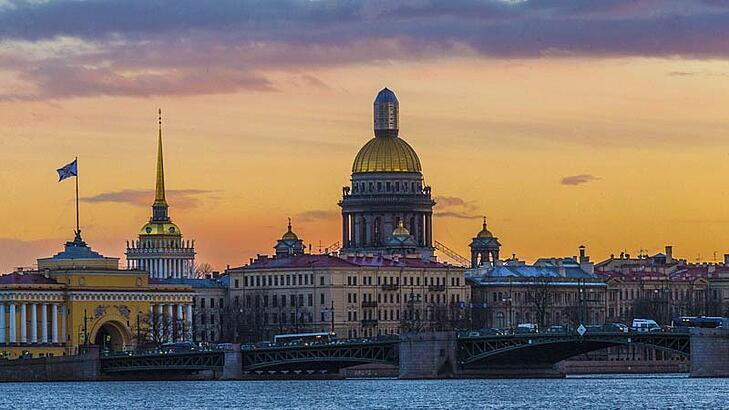 Teaching English in St. Petersburg, Russia - City of the Czars