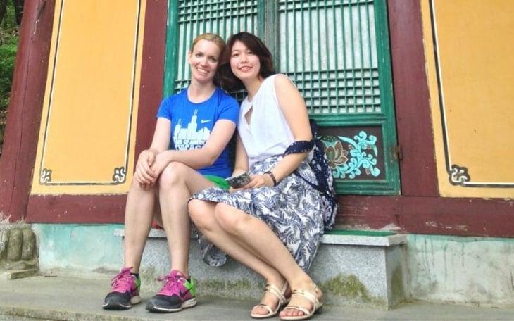 Daegu, South Korea English Teaching Q&A with Amanda Kime
