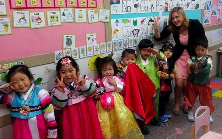 Teaching English in Guri, South Korea: Q&A with Denise Leinonen