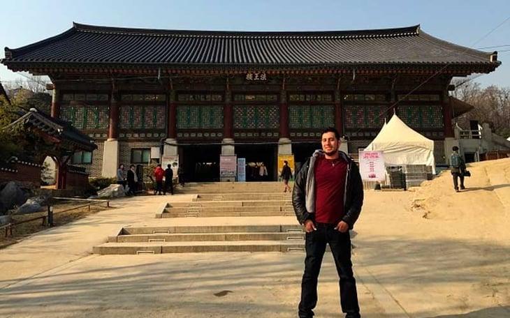 Teaching English in Suwon, South Korea: Q&A with George Gutierrez