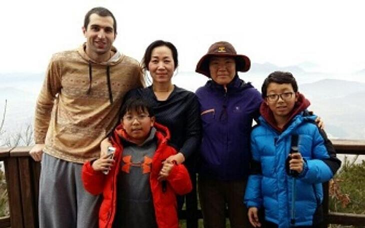 Teaching English in Jinhae, South Korea: Q&A with Ryan Thompson