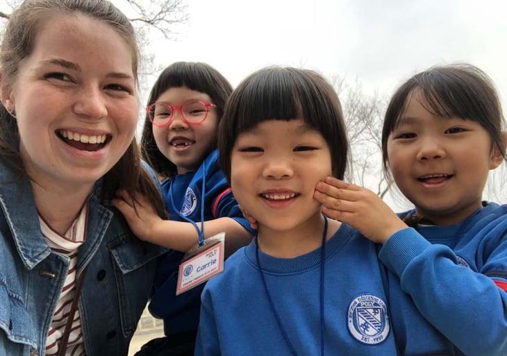 Teaching English in Jeonju, South Korea: Alumni Q&A with Samantha Broking