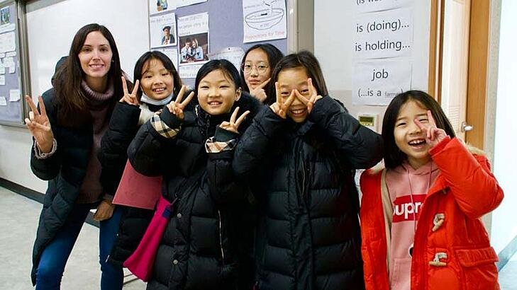 What Are the EPIK, GEPIK, SMOE, and TaLK Programs for Teaching English in South Korea?