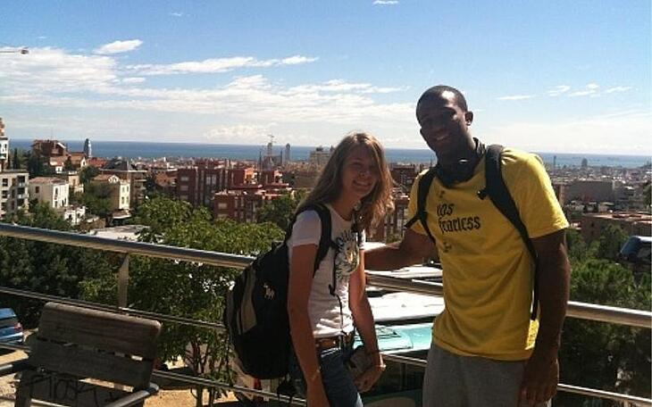 Barcelona, Spain Q and A with ITA Alumni Gabriele Dow