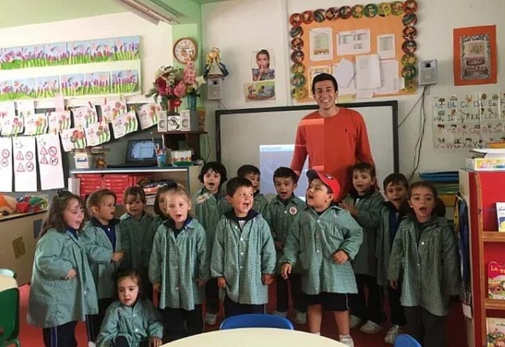 Teaching Assistant Adventures in Galicia, Spain