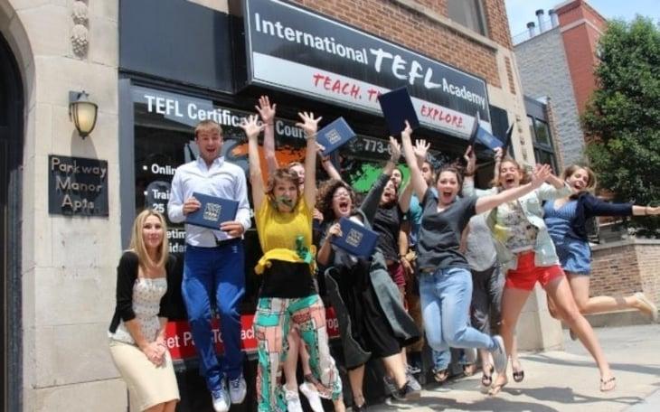 6 Reasons to Take International TEFL Academy's Chicago TEFL Course