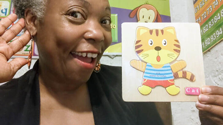 Teaching English Online Specialty Class Q&A with Beverly Webster