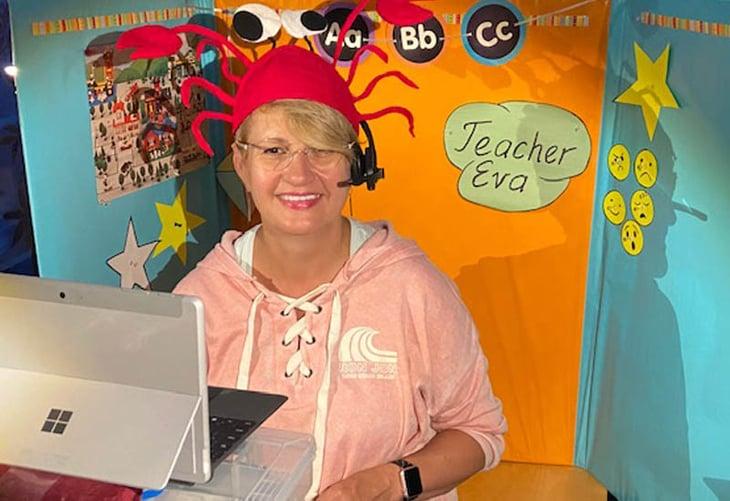 Teaching English Online from the USA - Q&A with Ewa Schmitz
