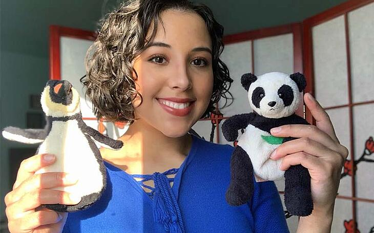 Teaching English Online from the USA - Q&A with Joelle Mulzac