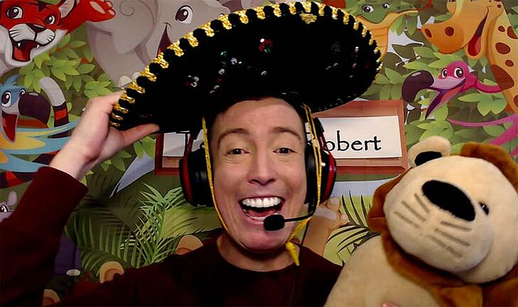 LGBTQ&A: Teaching English Online from Mexico with Robert Blackie