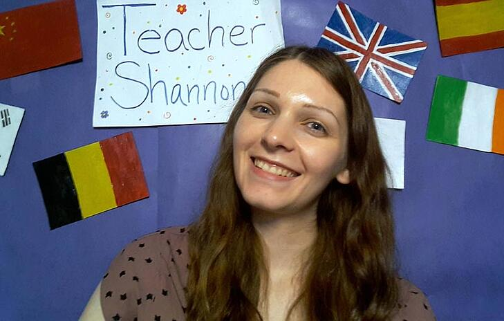 Teaching English Online from the Netherlands: Q&A with Shannon Hutchins