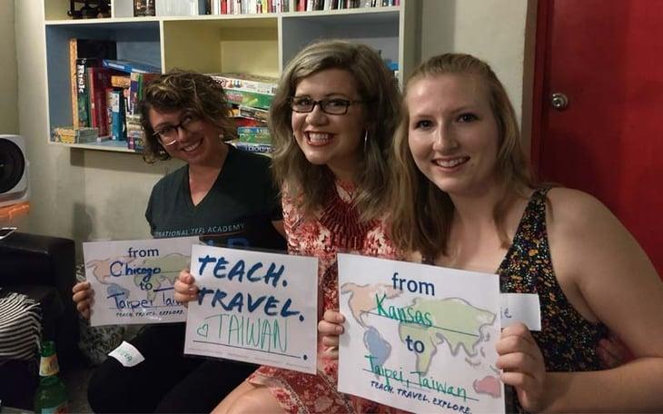 Teaching English in Taipei, Taiwan: Alumni Q&A with Jassira