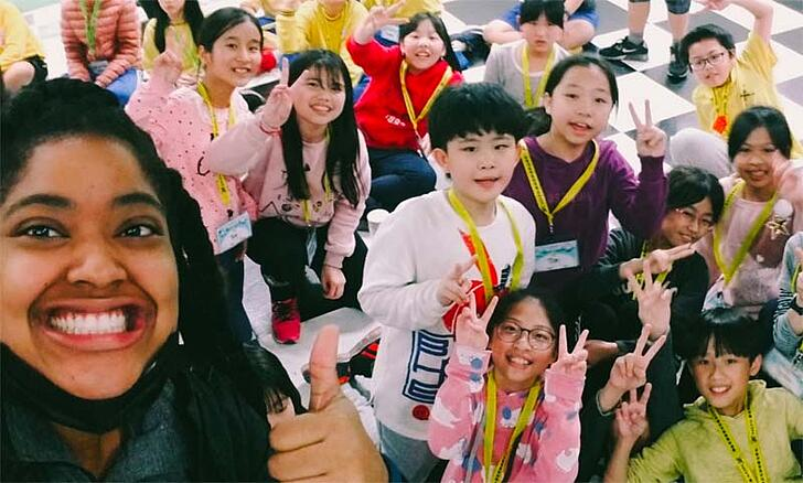 Teaching English in New Taipei City, Taiwan: Q&A with Krystle Cotten