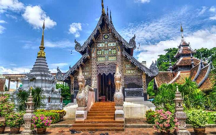 A Day In the Life of a Student in the Chiang Mai, Thailand TEFL Class