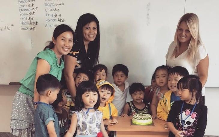 Bangkok, Thailand English Teaching Q&A with Jamie Bishop