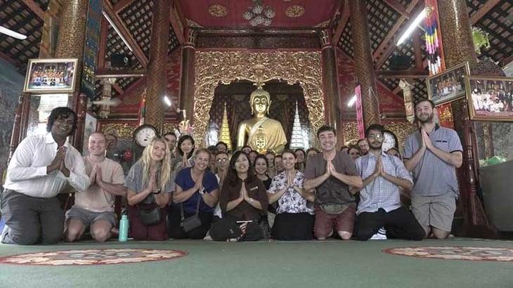 Teaching English in Bangkok, Thailand: Alumni Q&A with Joe Barbor
