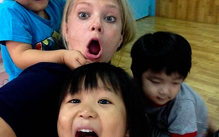 I Teach English at a Japanese School... in Thailand!