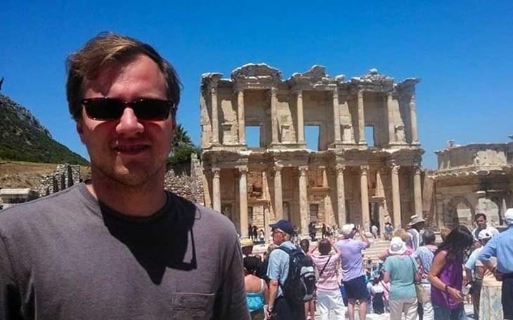 Teaching English in Ankara, Turkey: Alumni Q&A with Chris Brandon